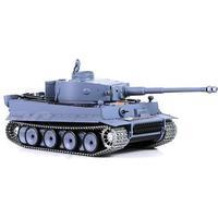 Heng Long Metal R/C Tank German Tiger 1 , 1:16 røg og lyd.