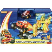Fisher Price Blaze Light & Launch Hyper Loop