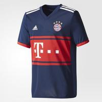 Adidas FC Bayern Munich Away Jersey 17/18 Youth
