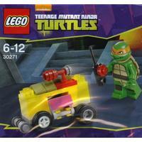Lego Teenage Mutant Ninja Turtles Mikey's Mini Shellraiser 30271