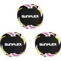 Sunflex Funball Glow 3-pak fra Sunflex