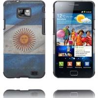 Patriot (Argentinsk Flag) Samsung i9100 Galaxy S 2 Cover