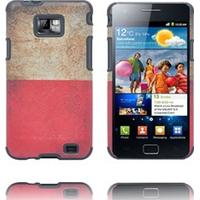 Patriot (Polsk Flag) Samsung i9100 Galaxy S 2 Cover