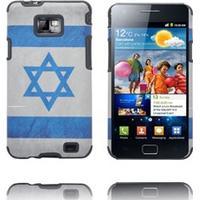 Patriot (Israelsk Flag) Samsung i9100 Galaxy S 2 Cover