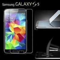 Samsung galaxy s5 tempered glass skärmskydd komplett sats