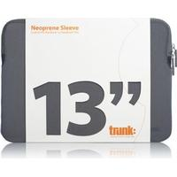 "Trunk 13"" MacBook Sleeve Grey"