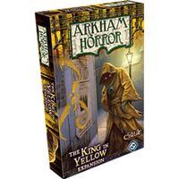 Fantasy Flight Games Arkham Horror The King in Yellow Expansion (Engelska)