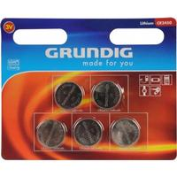 Grundig CR2450 5-pack