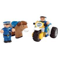 Wow Police Patrol Riders