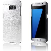 MOTOMO hybrid-cover til Samsung Galaxy S7 Edge - Sølv