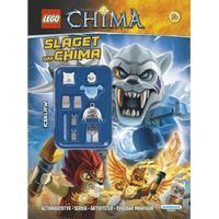 Kärnan LEGO Chima - Slaget om Chima Pysselbok