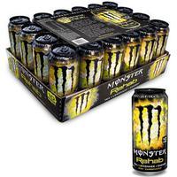 Monster Energy Rehab Tea Lemonade 50cl 24-pack24-pack