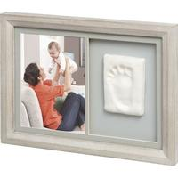 Baby Art Tiny Touch Wooden Wall Print Frame