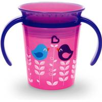 Munchkin Miracle 360° Bird Deco Trainer Cup 6oz