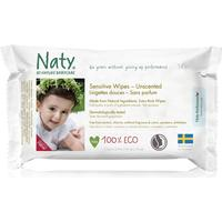 Naty Eco Wipes Sensitive & Unscented 56pcs