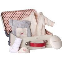 Maileg Micro Nurse & Doctor Suitcase Incl 2 Set Clothes