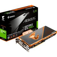 Gigabyte Aorus GeForce GTX 1080 Ti Waterforce WB Xtreme Edition 11G (GV-N108TAORUSX WB-11GD)