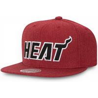 Mitchell & Ness Miami Heat Class Heather Snapback