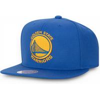 Mitchell & Ness Golden State Warriors Wool Solid Snapback