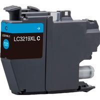 brother LC3219XLC bläckpatron cyan 1500 sidor kompatibel Brother LC-3219-XL-C