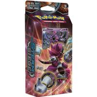 Pokémon XY-Steam Siege Ring of Lightning Theme Deck