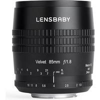 Lensbaby Velvet 85mm f/1.8 for Canon EF