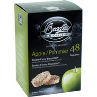 Bradleysmoker Apple Flavour Bisquettes BTAP48