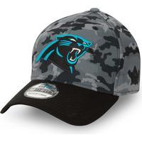 New Era Carolina Panthers Camo Team Stretch 39Thirty