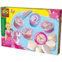 SES Creative Glitter Dreams Glitter Jewellery Boxes 14122