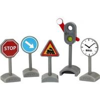 Brio Traffic Sign Kit 33864