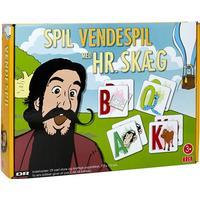Spil vendespil med Hr. Skæg