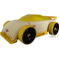 Mini C9-R sportscar gul - Automoblox minis