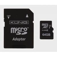 König MicroSDXC UHS-I U1 64GB