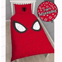 "Character World Spider-Man Ultimate Reflex"" Panel Duvet Set bäddset"