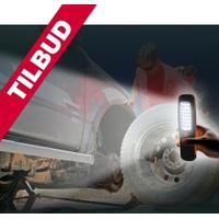 HQ TORCH-L-BOX02D Håndlampe 1.5 W 24 LED - TILBUD NU