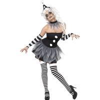 Smiffys Sinister Pierrot Costume
