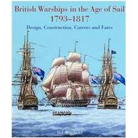 British Warships In The Age Of Sail 1793-1817 (Inbunden, 2008)