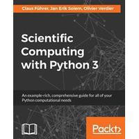 Scientific Computing with Python 3 (Häftad, 2016)