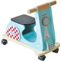 INDIGO JAMM® Jamm Rutscher Scooter Aqua Racer AIJ075