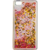Urban Iphoria Glamour Huawei P8 Lite Cover - Guld / Pink