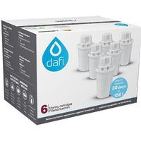 Dafi Filterpatroner 6x1L