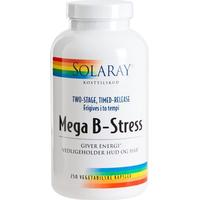 Solaray Mega-B Stress 250 stk