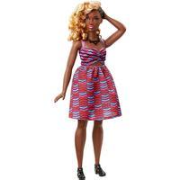 Mattel Barbie Fashionistas 57 Zig & Zag Curvy Doll