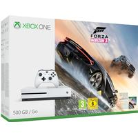 Microsoft Xbox One S 500GB - Forza Horizon 3
