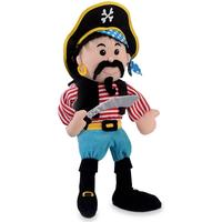 Fiestacrafts Stripes Pirate Hand Puppets