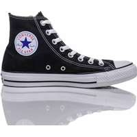 newest 92d3d 473c0 Converse All Star Canvas HI Black 1