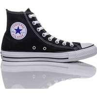 newest 08b35 f3f3c Converse All Star Canvas HI Black 1