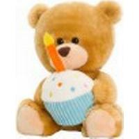 Keel Toys Pipp The Bear Birthday 20cm