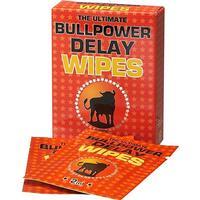 Cobeco Pharma Bull Power Delay Wipes Sachets 2ml 6-pack