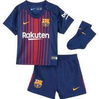 Nike Barcelona FC Home Jersey Kit 17/18 Infant